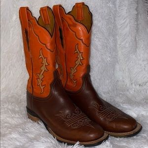 🤠LUCCHESE COWBOY BOOTS 🤠